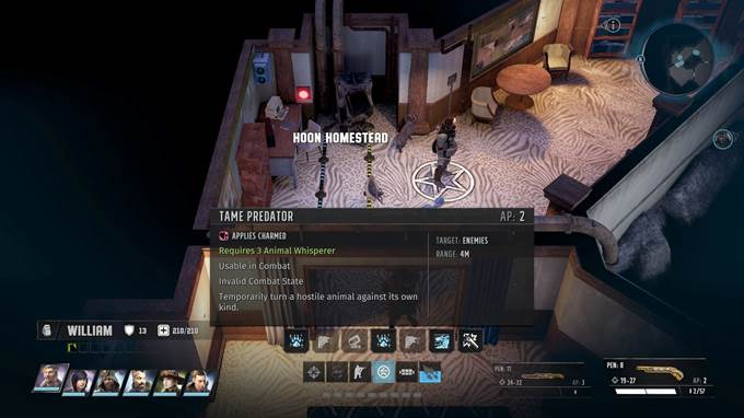 перки и способности в Wasteland 3