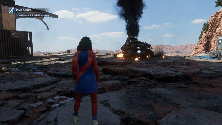 прохождение Мстители Marvel