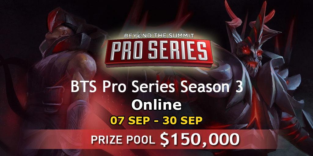BTS Pro Series 3