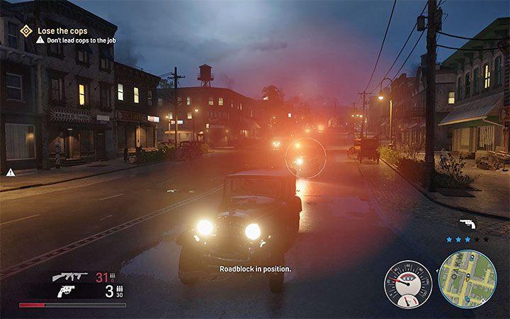полиция Mafia: Definitive Edition