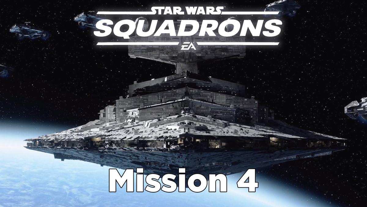 прохождение Star Wars: Squadrons