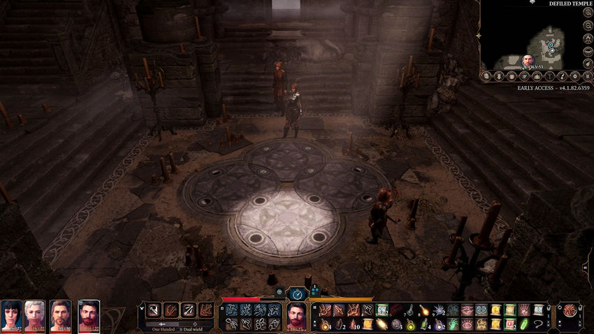 прохождение Baldur's Gate 3