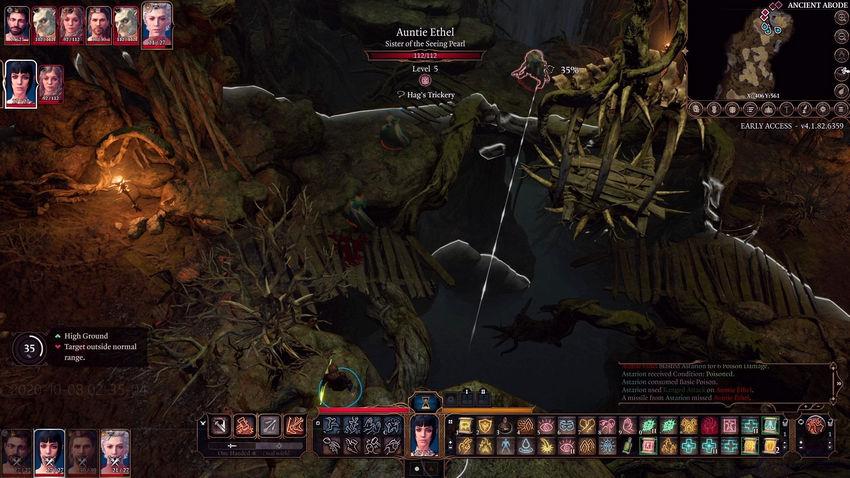 прохождение дополнительных заданий Baldur's Gate 3