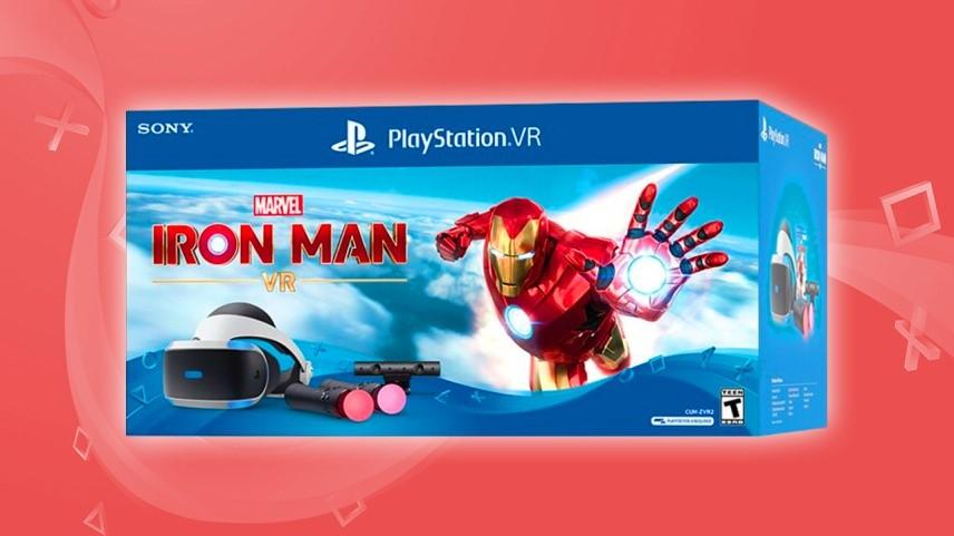 Железный Человек PSVR