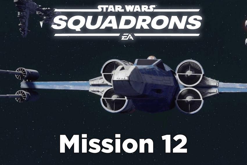 прохождение Star Wars: Squadron