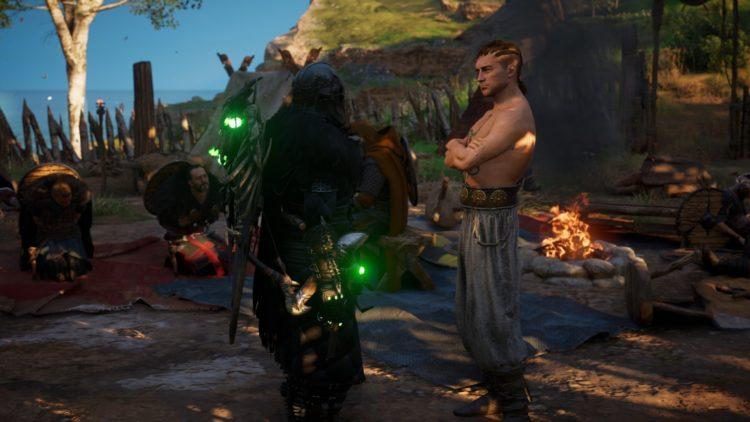 спутники Assassin's Creed: Valhalla