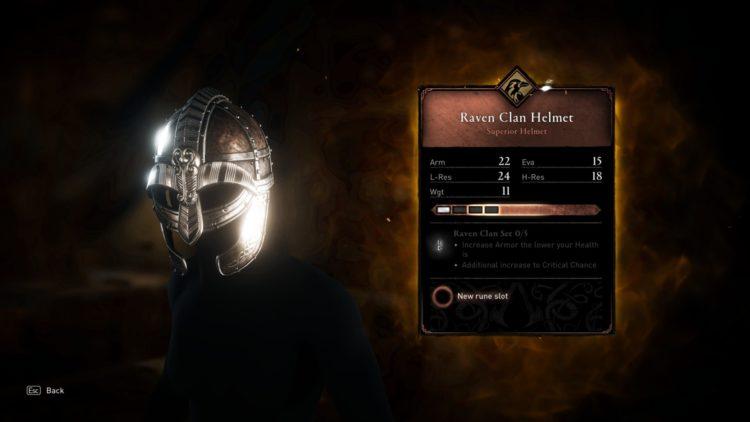 навыки прокачка Assassin's Creed: Valhalla
