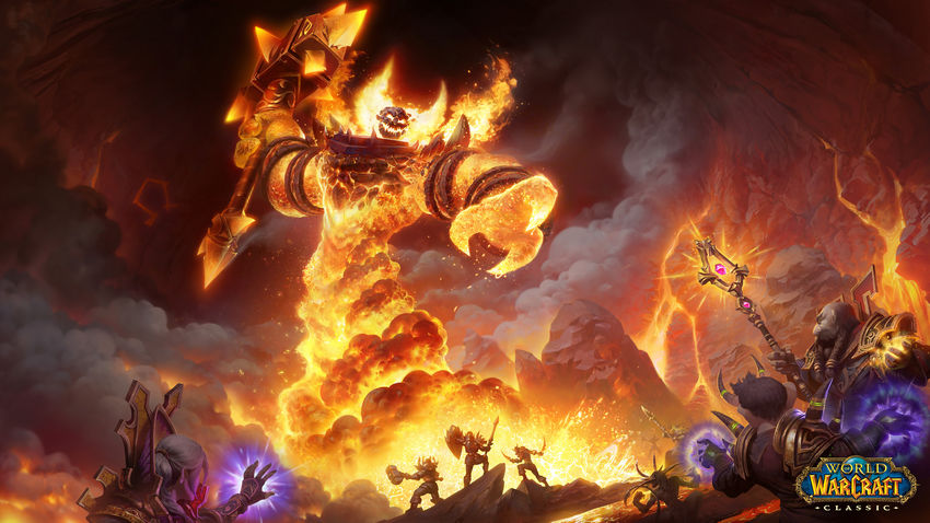 World of Warcraft: Classic бустинг