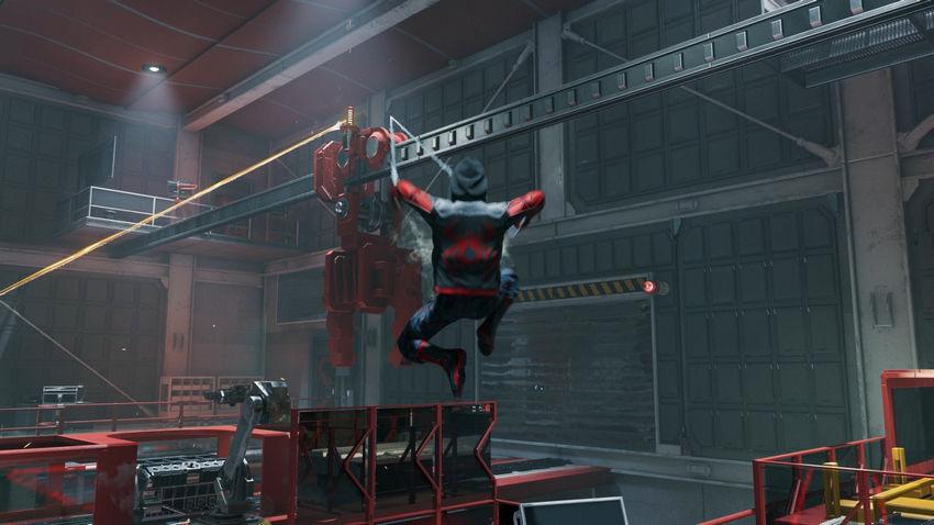 прохождение Spider-Man: Miles Morales
