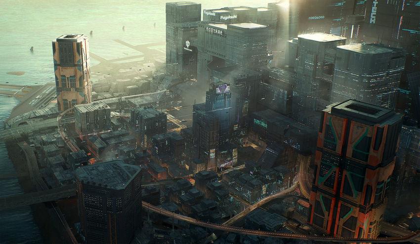 жизненный путь Cyberpunk 2077l