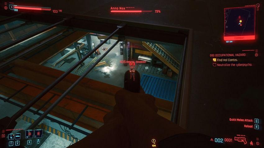 прохождение Район Уотсон Cyberpunk 2077