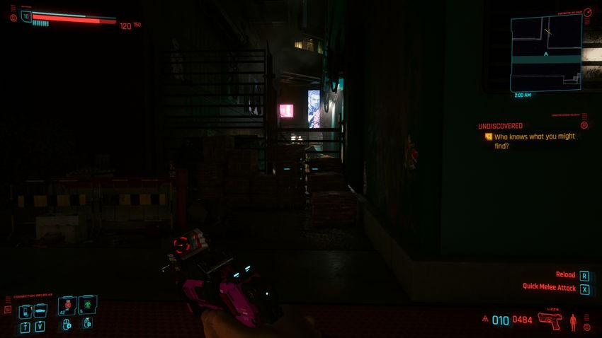 где найти Скиппи пистолет Cyberpunk 2077