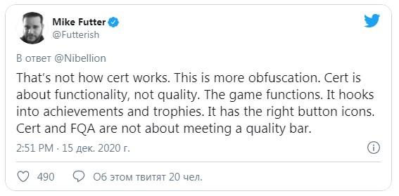CD Projekt Red признали, что не достаточно оптимизировали Cyberpunk 2077 для PS4 и Xbox One