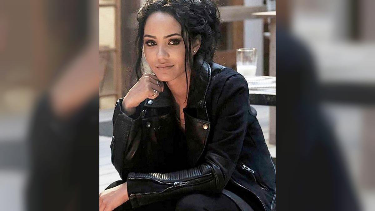 Панам киберпанк актриса