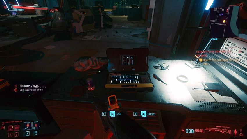 прохождение Район Пацифика Cyberpunk 2077