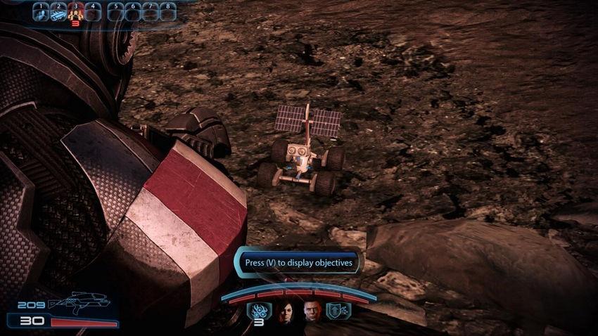 Mass Effect 3 пасхалка