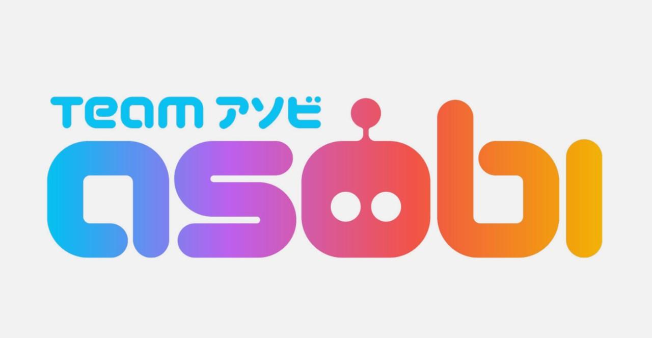 Новый логотип Team Asobi