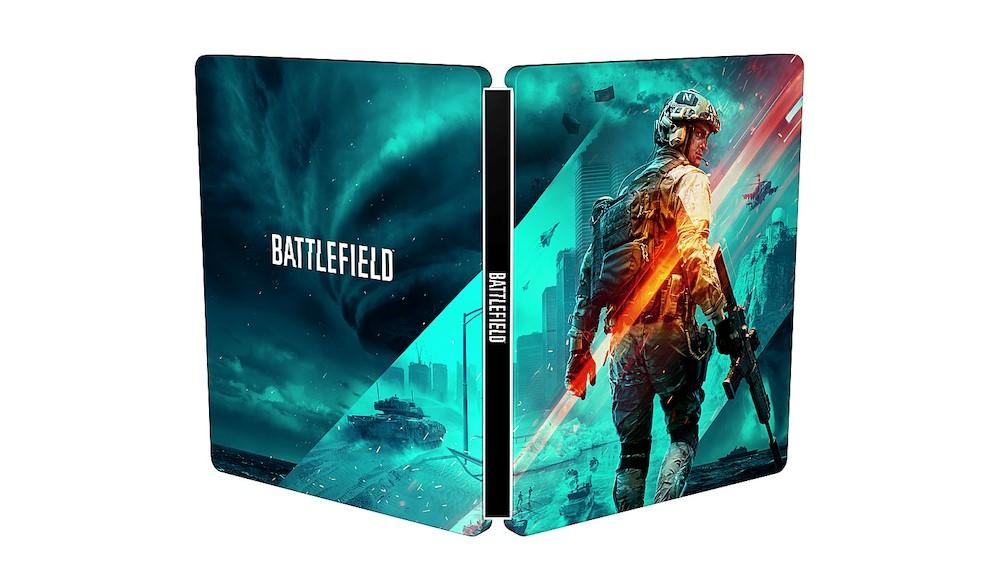 Бонусы за предзаказ Battlefield 2042