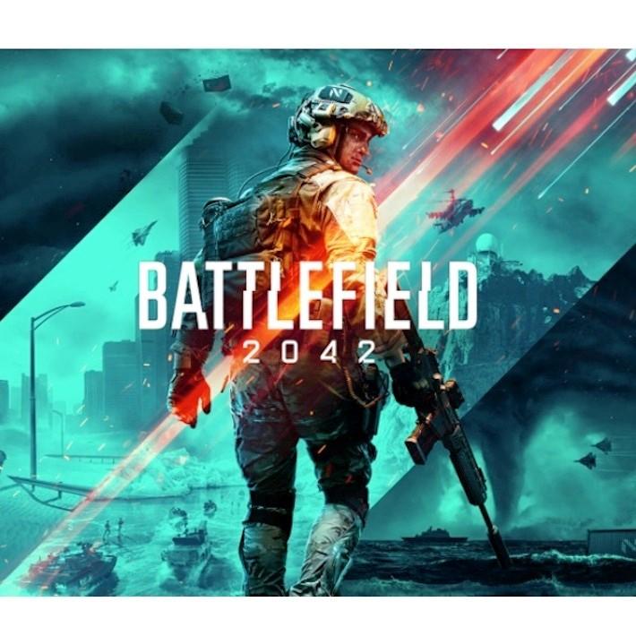 Предзаказ Battlefield 2042