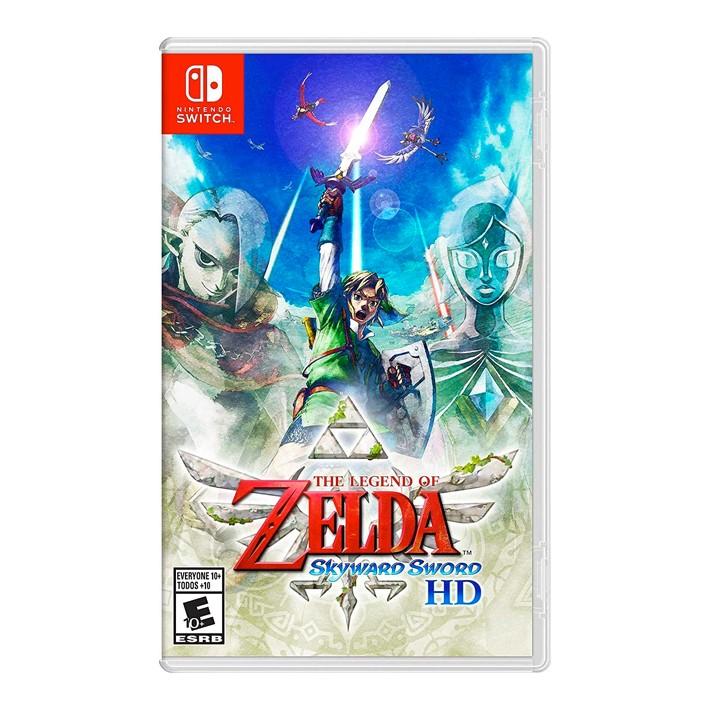 Предзаказ The Legend of Zelda: Skyward Sword HD
