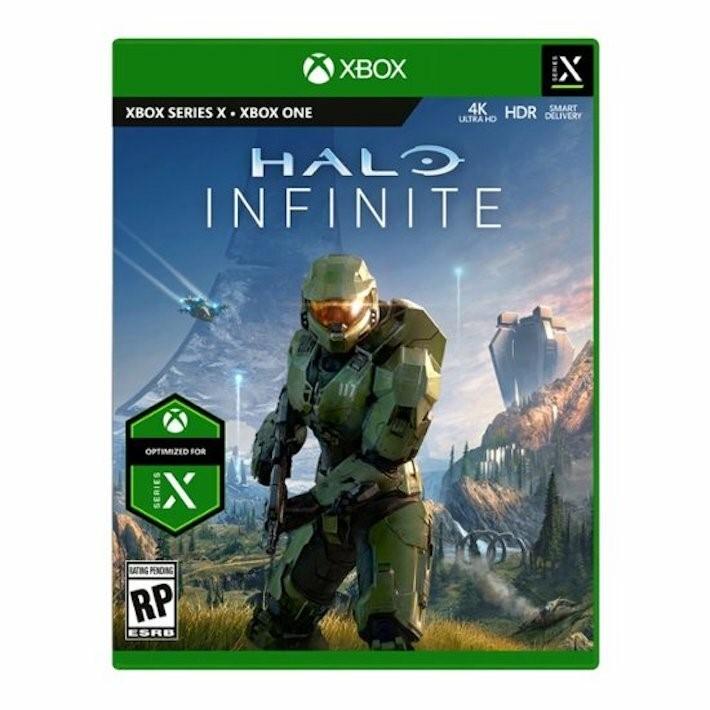 Предзаказ на стандартное издание Halo Infinite