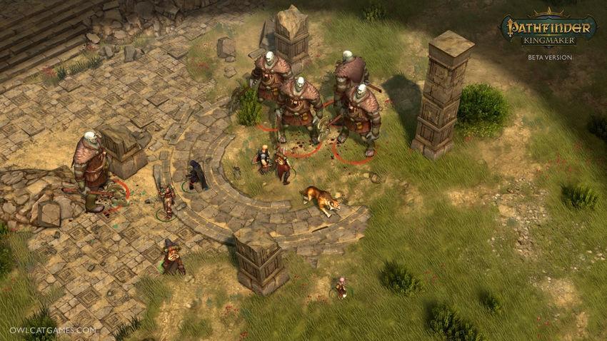 Pathfinder: Kingmaker обзор