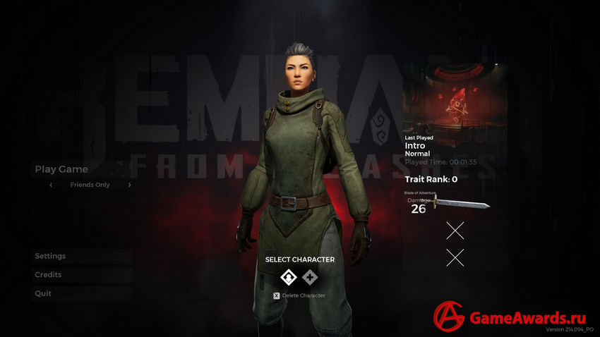 Remnant: From the Ashes дополнение