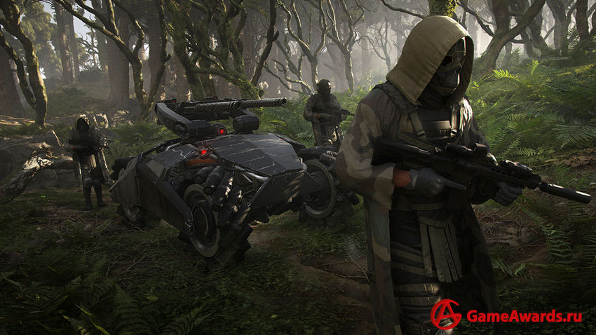 Tom Clancy's Ghost Recon: Breakpoint превью