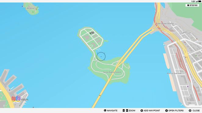 Watch Dogs 2 предметы карта
