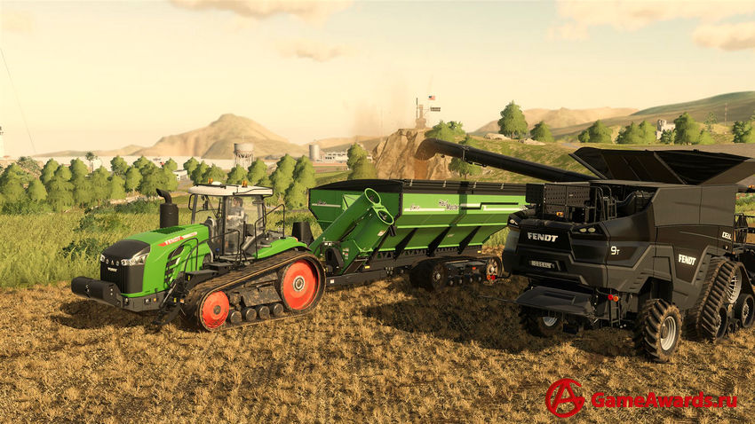 Farming Simulator 19 обзор