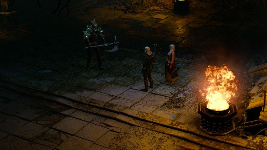 Ведьмак 3 прохождение сюжет