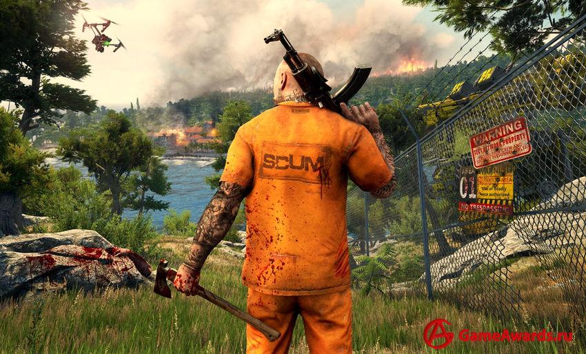 Самые лучшие игры на выживание