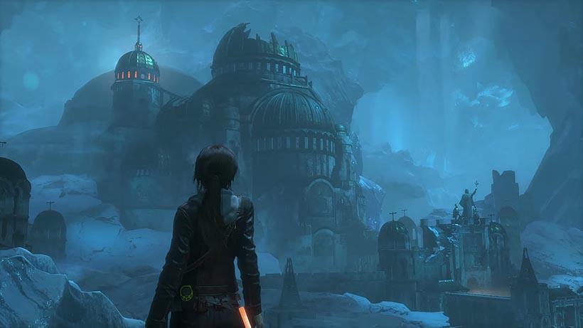 Rise of the Tomb Raider затерянный город прохождение