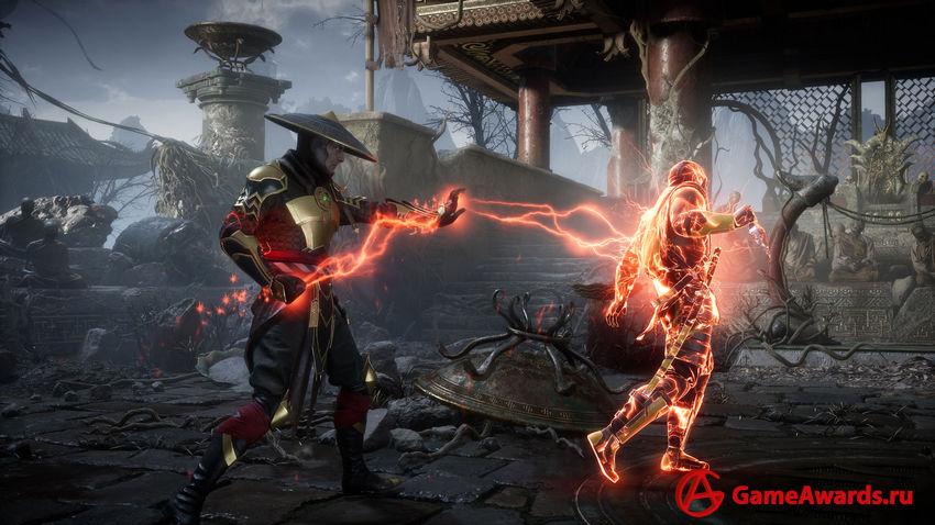 Mortal Kombat 11 обзор рецензия