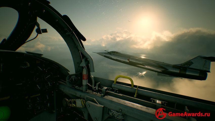 Ace Combat 7: Skies Unknown обзор