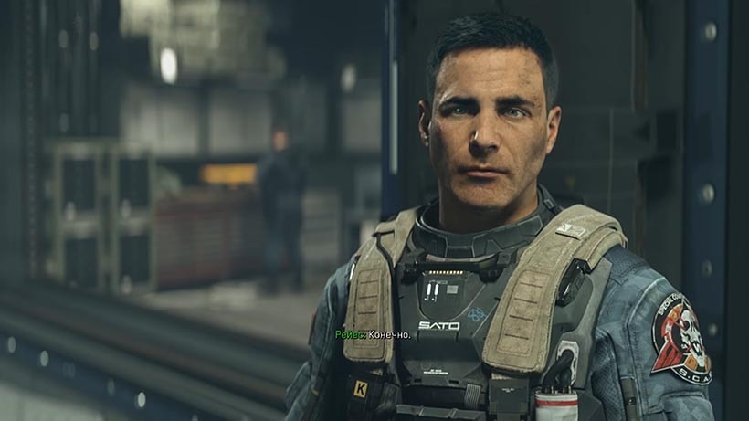 Прохождение Call of Duty: Infinite Warfare