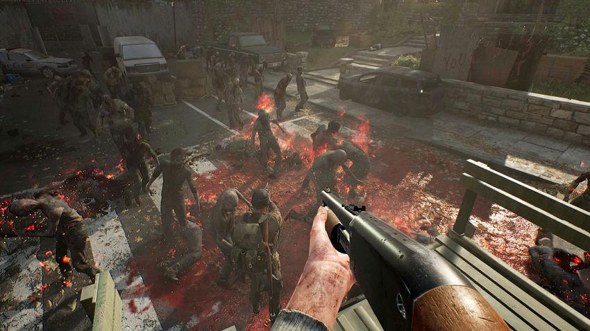 Overkill's The Walking Dead превью