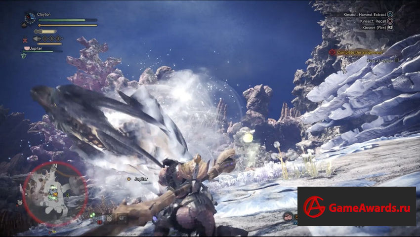 прохождение Monster Hunter World: Iceborne