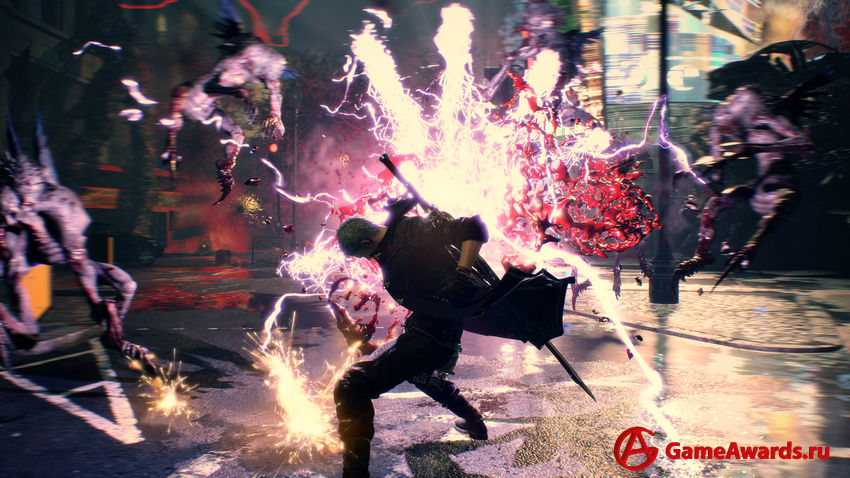 Devil May Cry 5 обзор