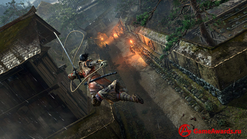Sekiro: Shadows Die Twice превью