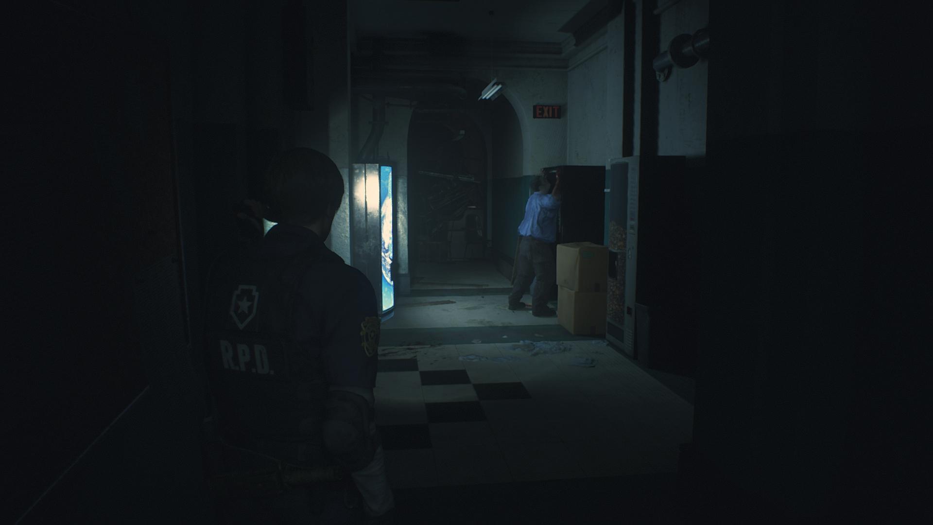 прохождение resident evil 2 remake