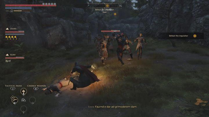 прохождение дополнительных миссий GreedFall