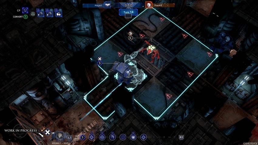 Space Hulk: Tactics обзор