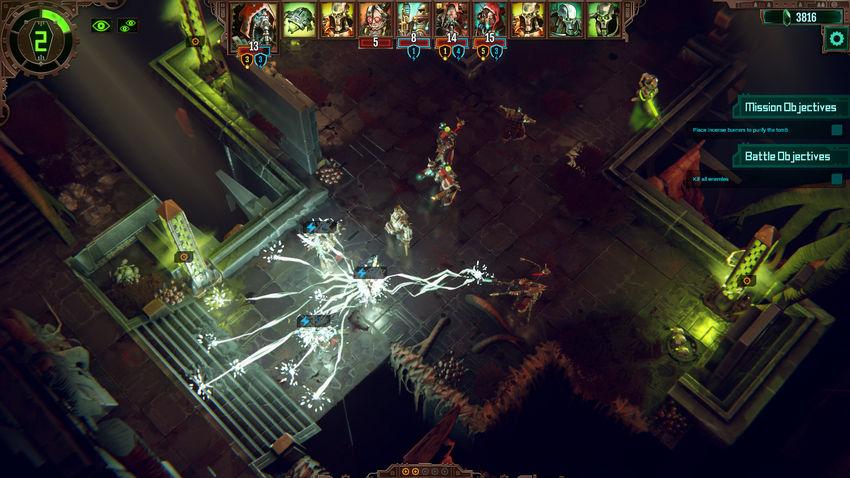 Warhammer 40 000: Mechanicus превью