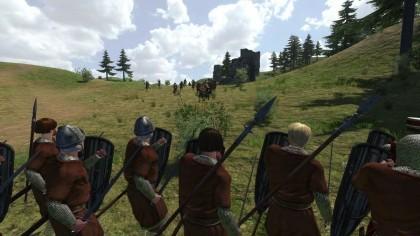 Скриншоты Mount & Blade: Warband