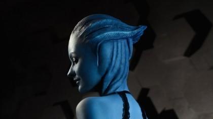 Скриншоты Mass Effect: Andromeda