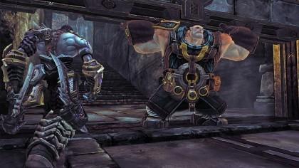 Скриншоты Darksiders II
