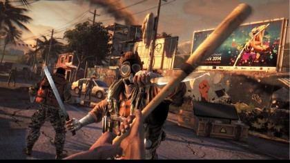 Скриншоты Dying Light