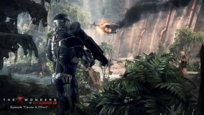 Скриншоты Crysis 3