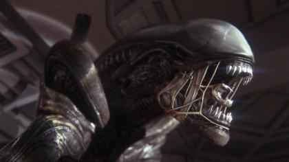 Скриншоты Alien: Isolation